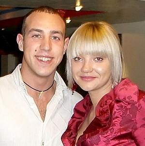 Alina Bogdanova, right, hanged herselft after cheating on her boyfriend with her ex, Aleksandrs Zuks, right