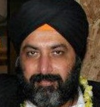 Good samaritan Amarjit Singh Rai, 41, who was stabbed to death as he went to the aid of an ex employee
