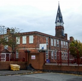 Multicultural: Bordesley Village Primary School in Birmingham where English is a second language