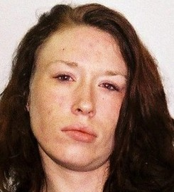 Hooker Emma Bate. She has been jailed for life