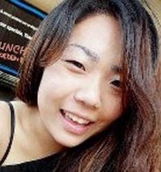 Strangled Korean student Da In Lee