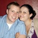 Mackay with his wife Stephanie