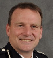 Chief Constable of Nottinghamshire Police, Chris Eyre