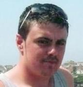Murder victim Shane Watson, 23, who was found beaten to death in an alleyway last summer
