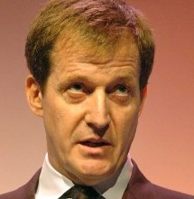 Alastair Campbell, former Director of Strategy & Communications for Tony Blair, was rushed to hospital with dysentery