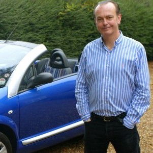 TV presenter Quentin Wilson has launched his own car warranty service