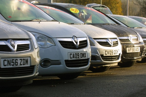The market for used cars has struggled in recent years amid economic troubles
