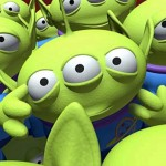 The loveable aliens from Toy Story may have made more people believe in extraterrestrials