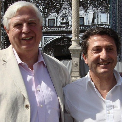 Ognian Boytchev and John Simpson