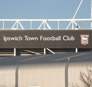 Ipswich Town FC's Portman Road stadium