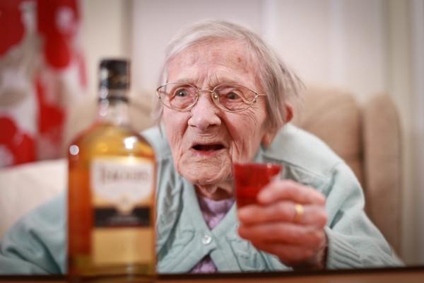 Betty has enjoyed a lifetime of good health