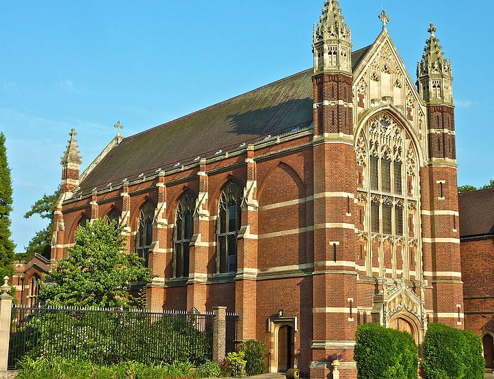 Selwyn College at Cambridge University, where students trying to book tickets for the winter ball are being redirected to transsexual pornography