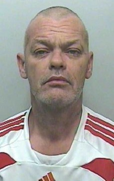 Alan Levers died while robbing a bookmakers. He was held 'face down' by customers who tackled him