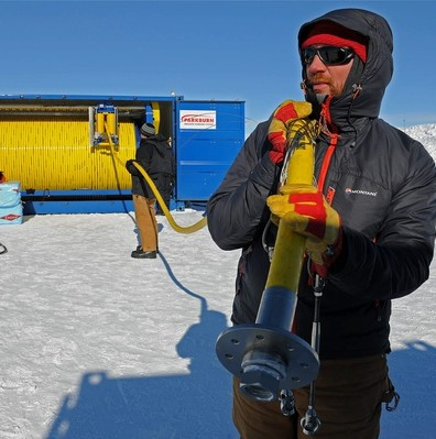 A scientist on the £7m project to drill beneath the Antarctic which could now be abandoned
