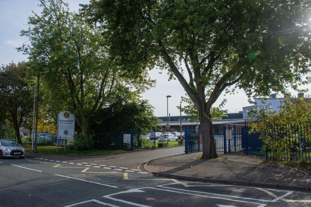 Summer Hill Primary School, Tipton, West Midlands