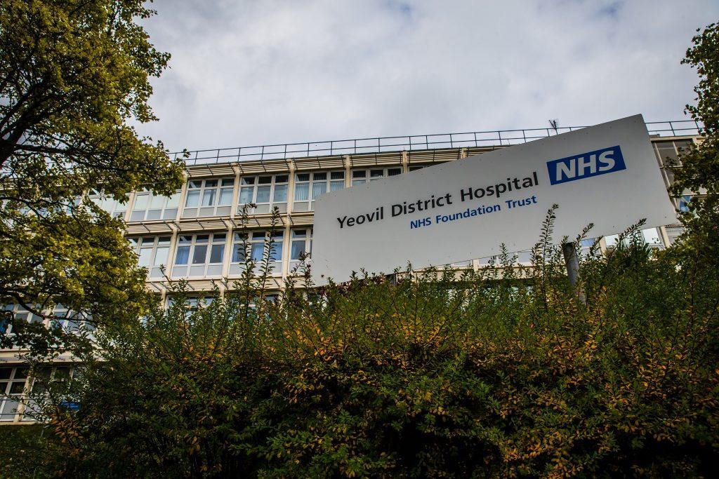 Yeovil hospital.