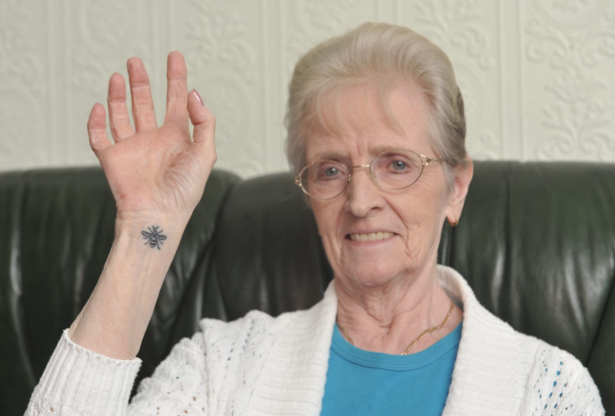 Pensioner who has lived with diabetes for 80 years awarded charity medal