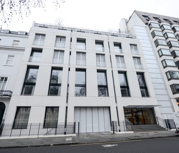 Chesham Place, London, which has been sold for £46million