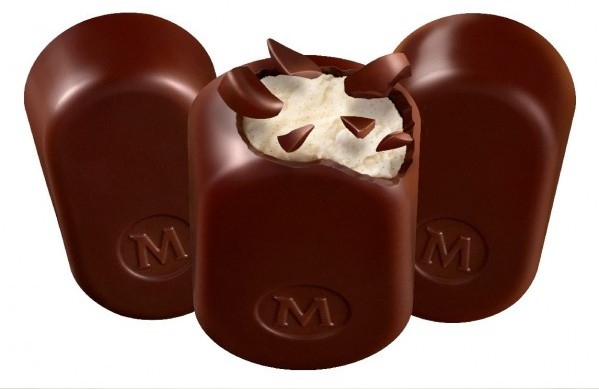 The new chocolate treats based on Magnum ice creams