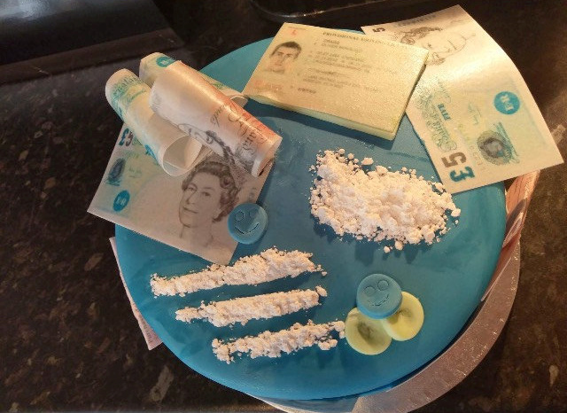 Woman Leaves Boyfriend Speechless With Controversial Cocaine Themed
