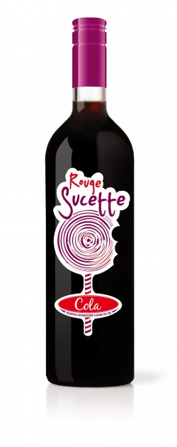 A French wine company is hoping to storm UK supermarkets by selling this new drink - the world's first Coca-Cola-flavoured wine