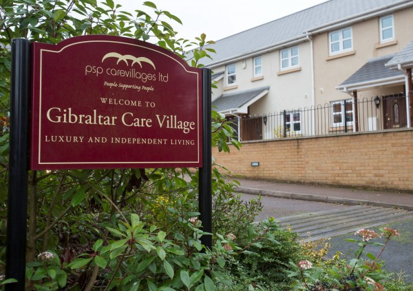 The Gibraltar Care Village, Monmouth, owned by PSP Care Villages Ltd, owned by the Dewani family