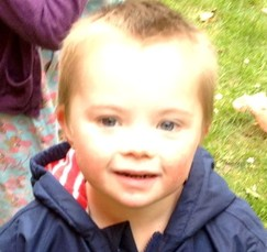 Down's Syndrome sufferer Seb White has been picked as an Marks and Spencer model
