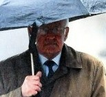Anthony Dunk arriving at Plymouth Crown Court