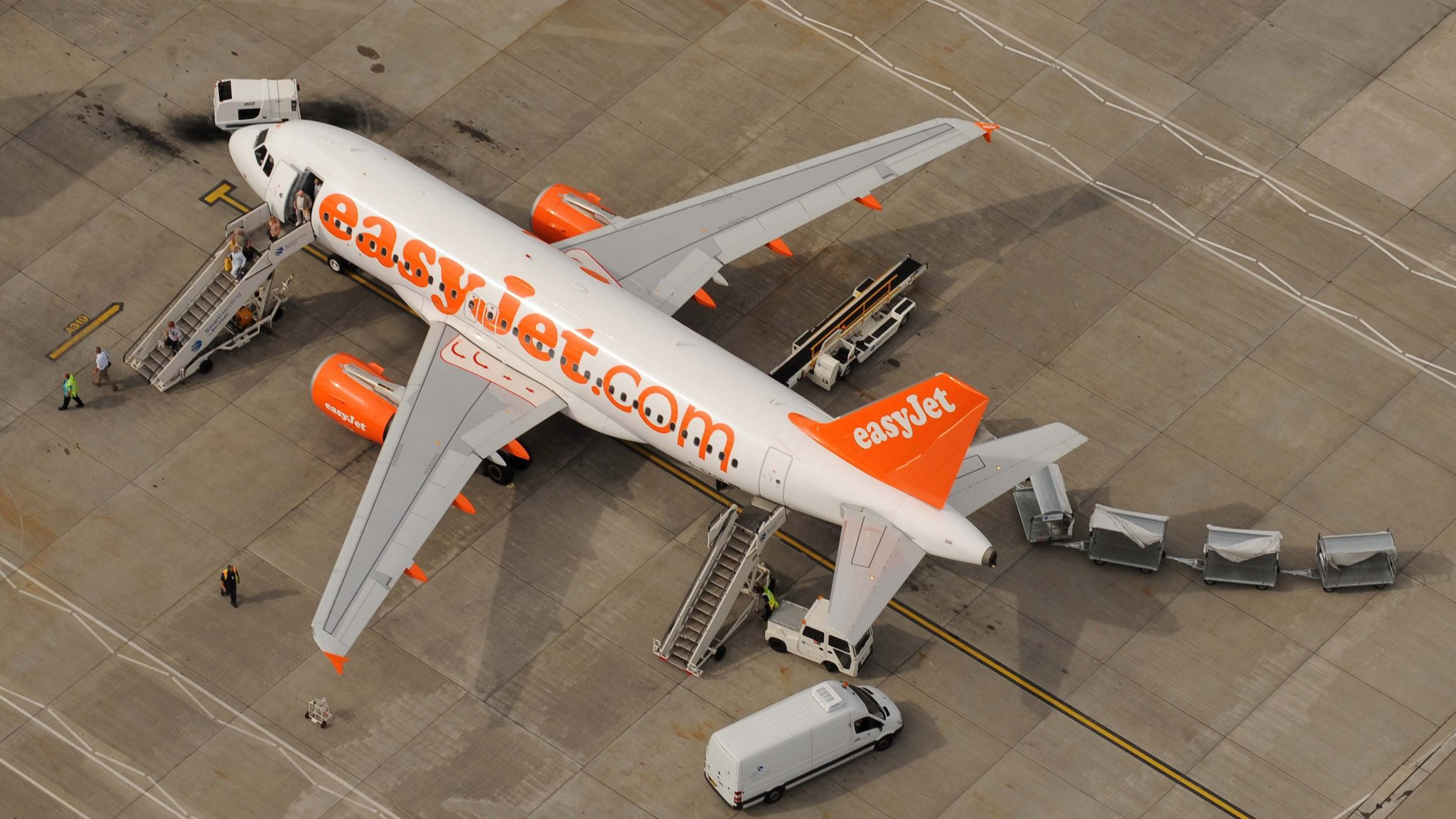 Passengers On Horror EasyJet Flight 'Given Vote' As To