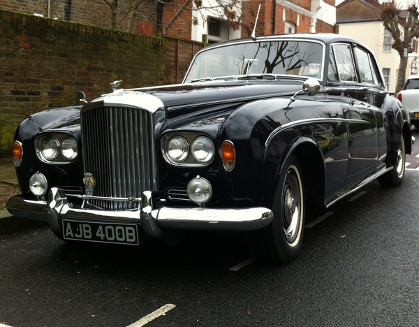 The classic Bentley originally owned by The Fifth Beatle Brian Epstein which is expected to sell for £70,000 at auction