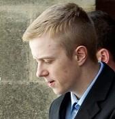 Paedophile Callum Evans