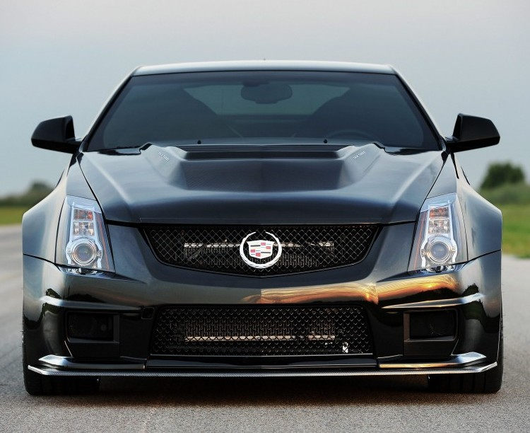 Cadifast Suped Up Cadillac Is Worlds Speediest Family Car With - Suped up