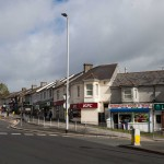 Wolseley Road in St Budeaux, Devon, which features a large ammount of takeaways. The street offers Fish and Chips, Pasties and Pizzas (SWNS)