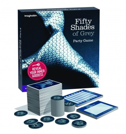 The Fifty Shades of Grey board game