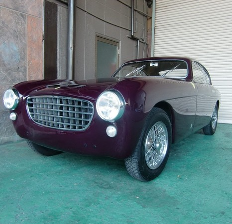 The 1950 Ferrari 166 Inter Vignale Coupe is understood to be the 37th car to have left the sports car firm'€™s factory in Italy