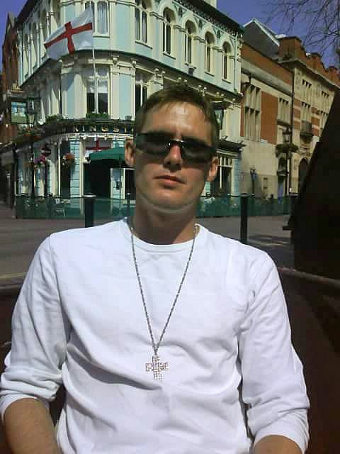 Lewis Nicklin was was found unconscious in teh flat and later died.