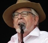 Rolf Harris was arrested over alleged sex crimes