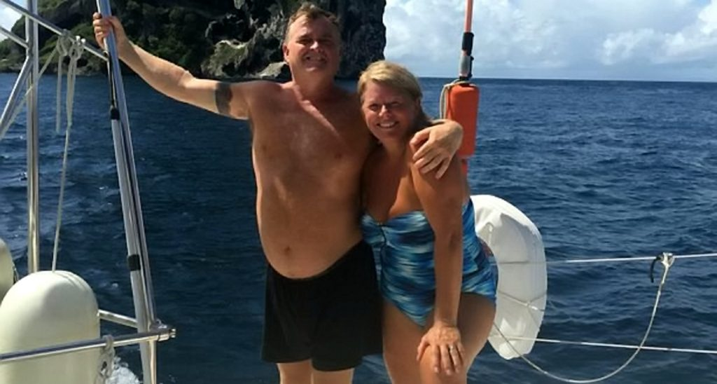Mark and Tracey Duckett, 54 and 51.