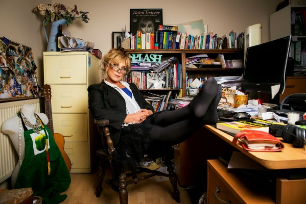 Helen Lederer admitted she hates doing stand-up so much she is sick backstage