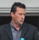 Christopher McGowan, 50, outside Truro court