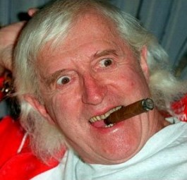 Billy Ray Cyrus was tricked into retweeting this picture of Jimmy Savile