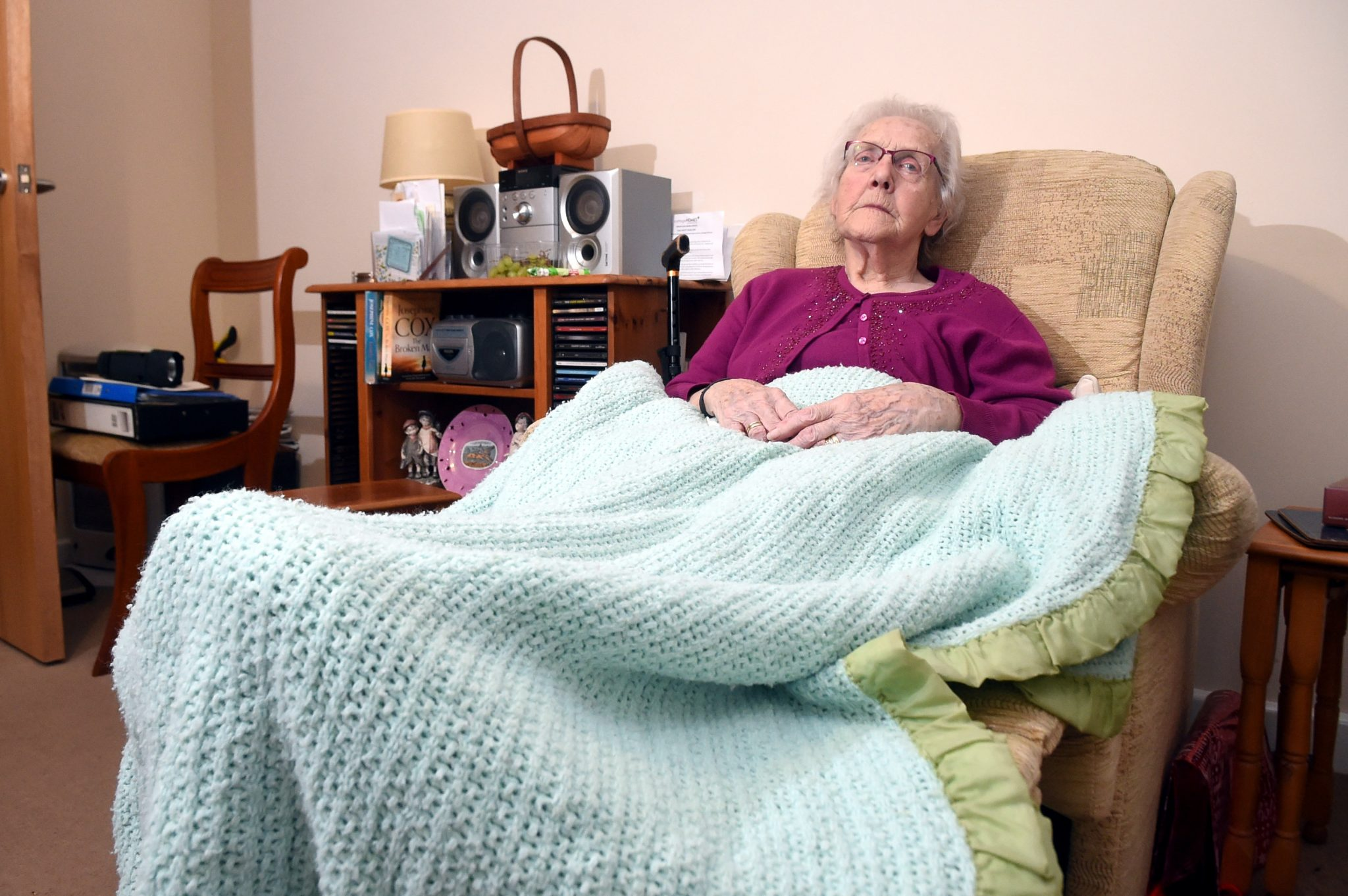 Bed Delivery Blunder Means Frail 93 Year Old Gran Forced