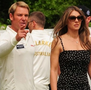 Liz Hurley and Shane Warne will renovate their £6m mansion