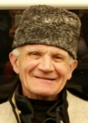 Elderly Russian tourist Vasile Belea, 63, who went missing after he was accidentally left behind on a train platform