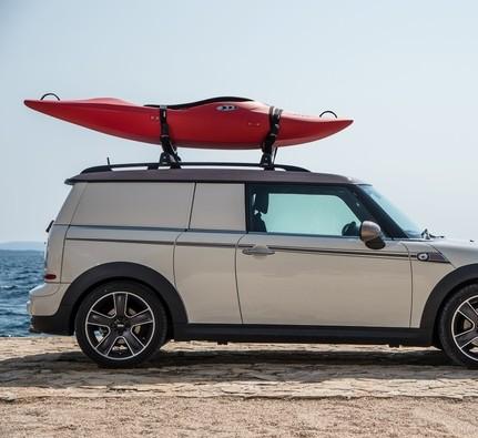 The Mini Clubvan Camper, the world'€™s smallest luxury camper van