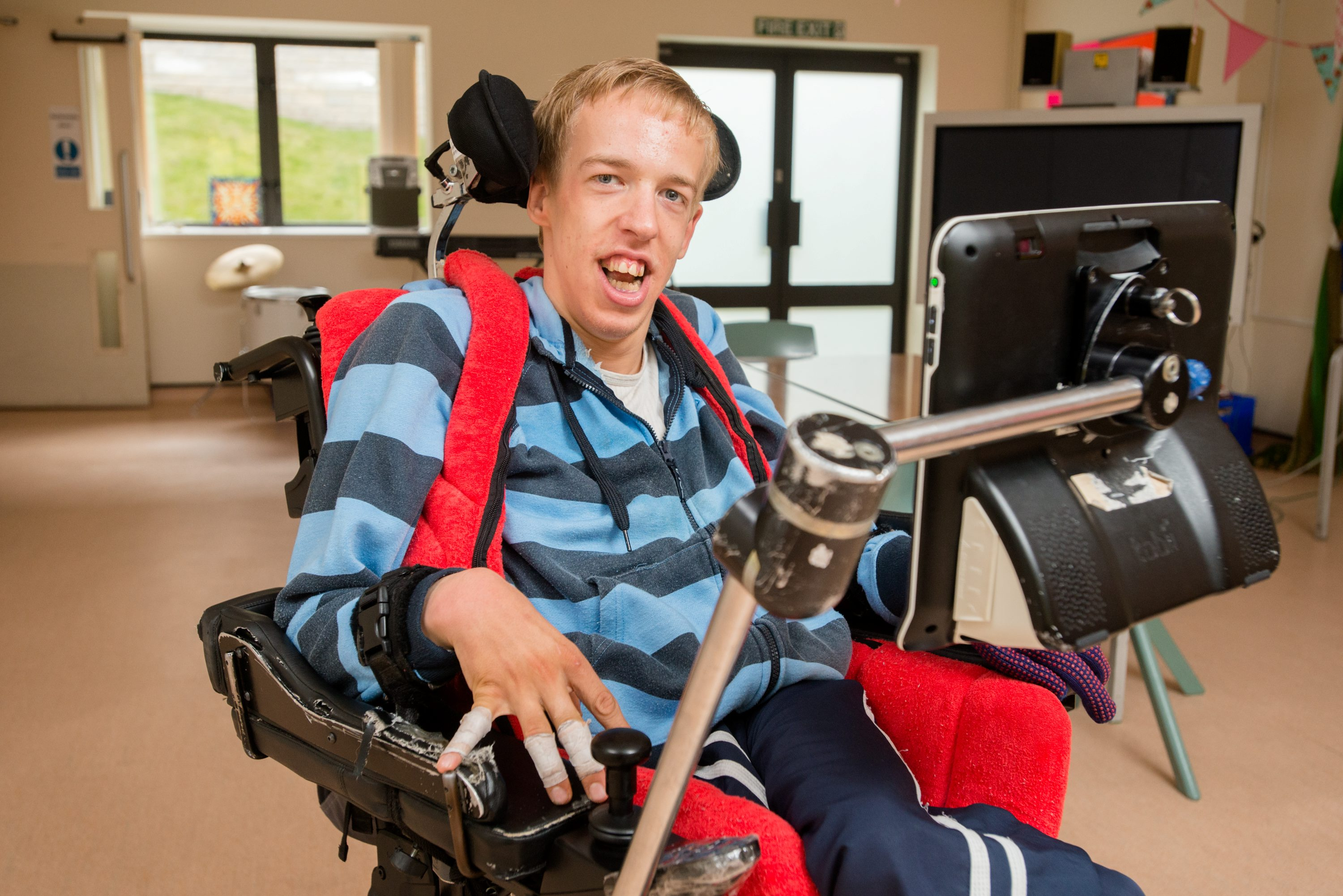 Image result for disabled man