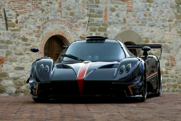 Zonda has unveiled this supercar which costs £million making it the most expensive in the world