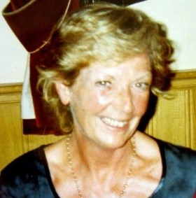 Susan Norman who died in a landslip tragedy in Looe, Cornwall last Friday