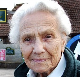 Britain's oldest boss Phyllis Self who has died aged 105