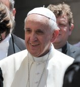 Pope Francis is a big football fan and follows Sunderland every week, it's claimed